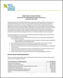 2013_08.06_Public-Charter-School-Facilities_Results-from-the-NAPCS-National-Charter-School-Survey,-School-Year-2011-2012