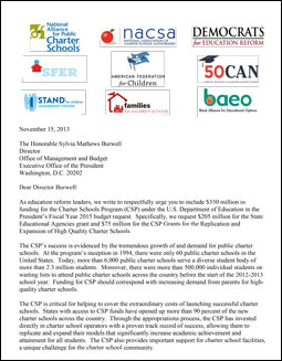 2013_11.15_Education-Coalitions-Letter-to-Secretary-Duncan-on-Education-Funding