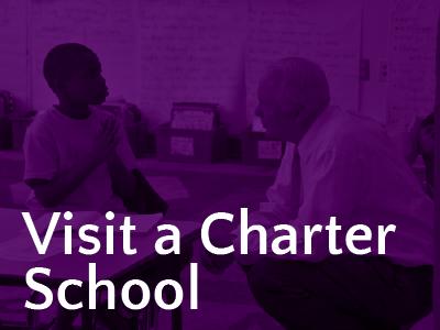 Visit a Charter School