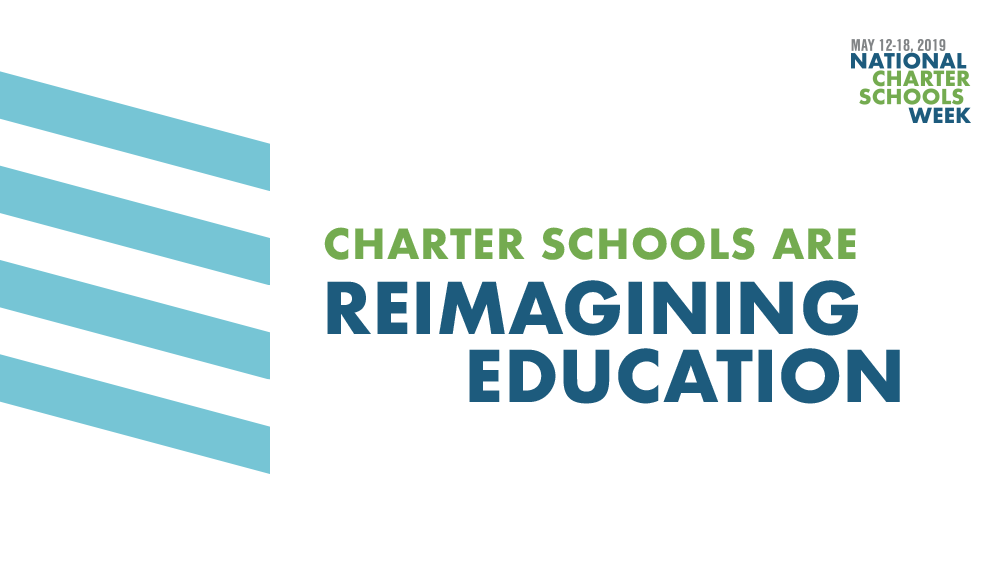 Twitter graphic for National Charter Schools Week