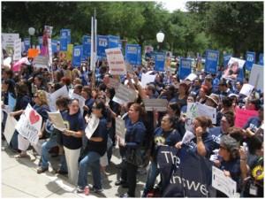 Charter Rally_NCSW_May2011