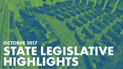 2017 State Legislative Highlights