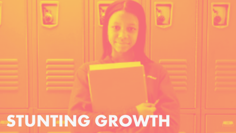 stunting growth