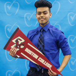 Jose Valdivia is a graduate of Achievement First Amistad High