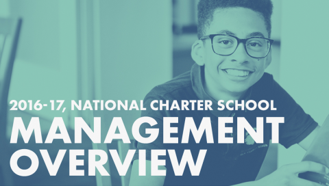 2016-17 Charter School Management Overview graphic
