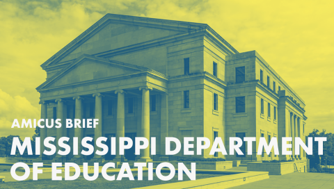 Graphic for National Alliance for Public Charter Schools Amicus Brief filed in Mississippi Supreme Court