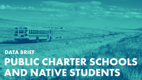 The National Alliance for Public Charter Schools published a data brief on Public Charter Schools and Native Students