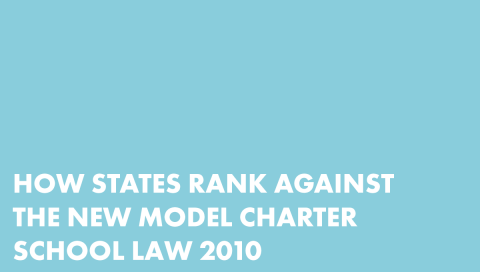 2010 Model Law Rankings Report