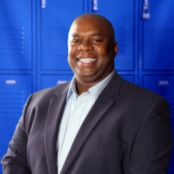 Headshot of Rich Buery, Chief of Policy and Public Affairs at the KIPP Foundation