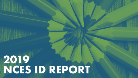 2019 NCES ID report graphic