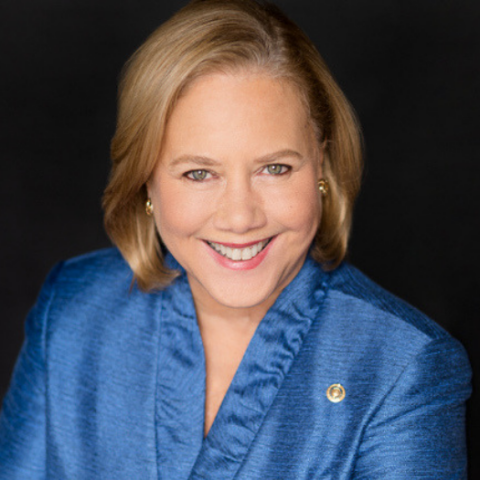 Sen. Mary Landrieu headshot