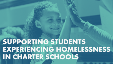 Graphic for Supporting Students Experiencing Homelessness Toolkit