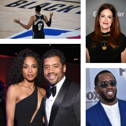2020 Celebrity Support for Charter Schools grid