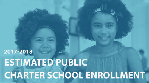 Estimated Public Charter School Enrollment 2017-18